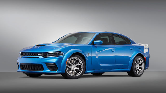 Dodge Charger SRT Hellcat Widebody Daytona 50th Anniversary Edition. Foto: Dodge