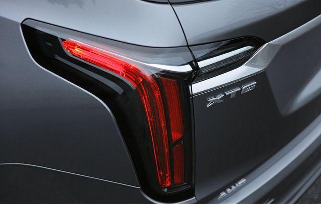 Esimesena saab uue tähistuse Cadillac XT6. Foto: Cadillac
