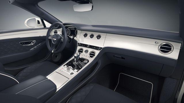 Bentley Continental GT. Foto: Bentley