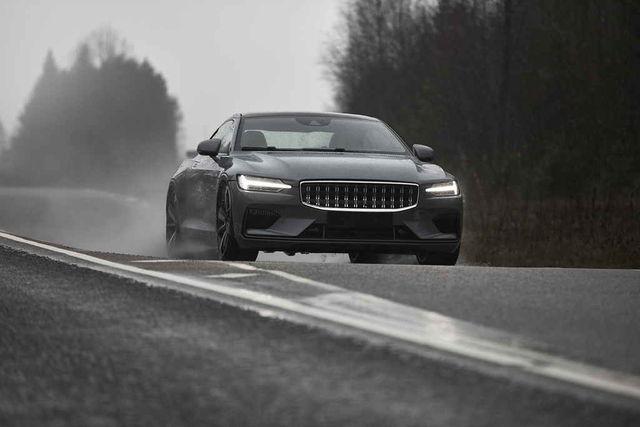 Polestar 1 tuleb müügile tuleva aasta keskel. Hinnaks kujuneb umbes 150 000 eurot. Foto: Volvo