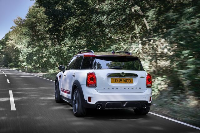 Mini JWC Countryman. Foto: Mini