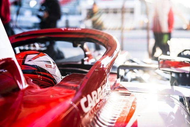Kimi Räikkönen. Foto: Alfa Romeo