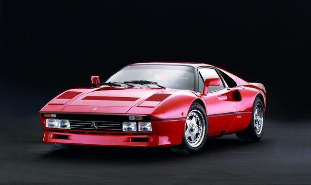 Ferrari 288 GTO. Foto: Ferrari