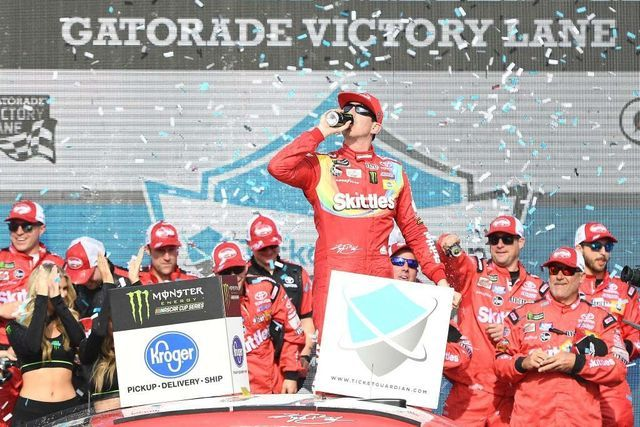 Foto: NASCAR/Stacy Revere/Getty Images