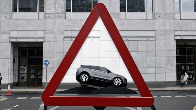 Jaguar Land Roveri tulevik on küsimärgi all. Foto: Jaguar Land Rover