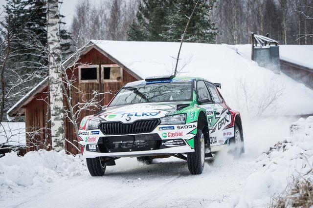 Emil Lindholm. Foto: Taneli Niinimäki / AKK