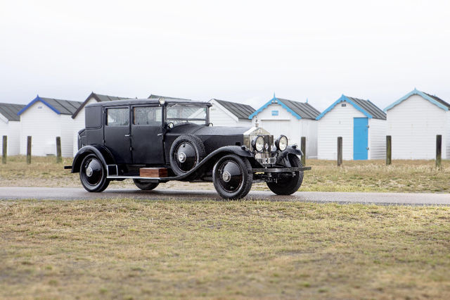Rolls-Royce Phantom I. Foto: Bonhams