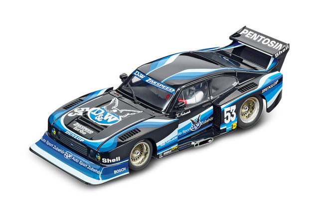 Carrera Ford Zakspeed Turbo (1:24). Foto: Carrera