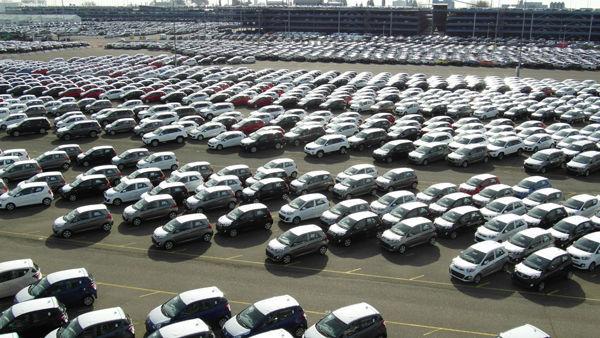 Euroopa autoturg alustas uut aastat langusega
