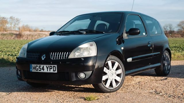 Renault Clio 182. Kaader: Youtube