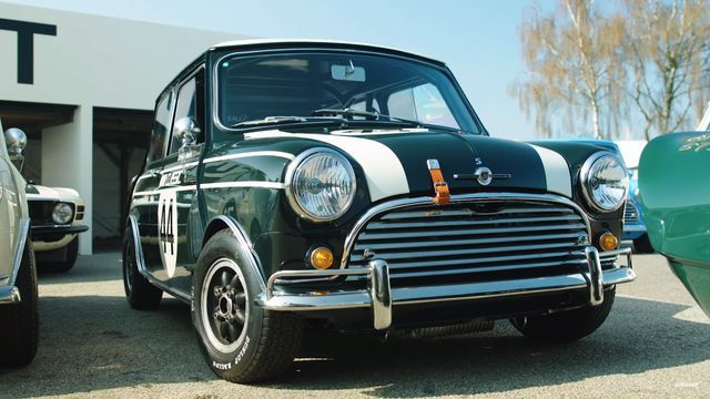 Mini Goodwoodis. Kaader: Youtube