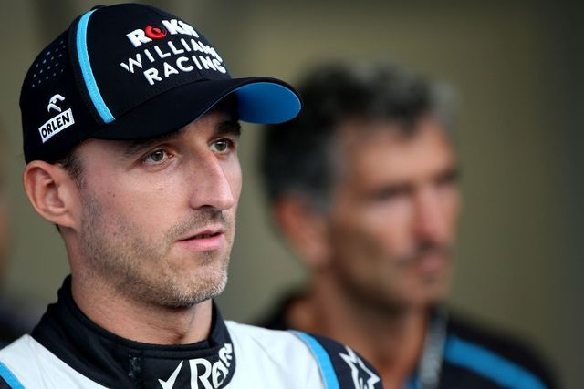 Robert Kubica. Foto: Williams F1