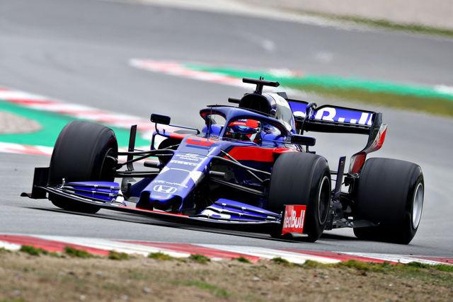 Daniil Kvyat. Foto: Red Bull Content Pool