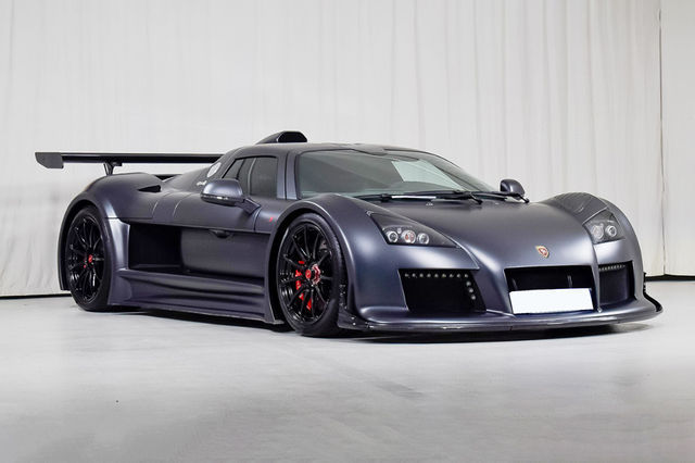 Gumpert Apollo Soort. Foto: Silverstone Auctions