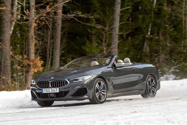 Kabrioletiga sõitmiseks ei pea tingimata suve ootama, ka talvistes oludes võib sõita. Foto: Pille Russi