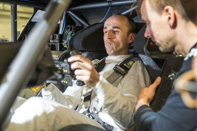 Robert Kubica. Foto: BMW Motorsport