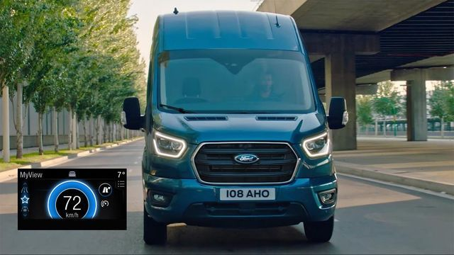 Ford EcoGuide. Foto: Ford