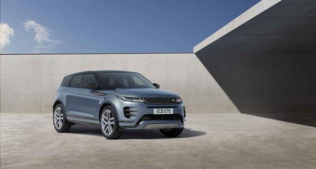 Range Rover üllitab uueks aastaks uue pesamuna Evoque, mis näib väljast ülimalt eelkäija moodi. Foto: Jaguar Land Rover