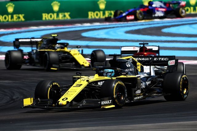 Daniel Ricciardo. Foto: Renault Sport