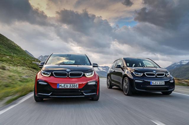 BMW i3. Foto: BMW