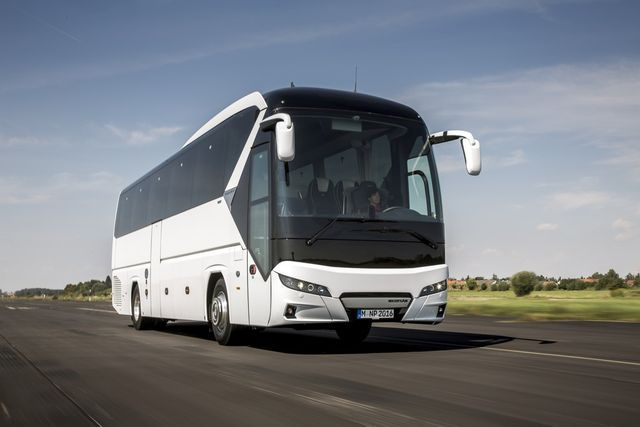 Neoplan Tourliner. Foto: MAN