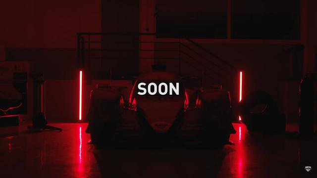 Auruse uus võidusõiduauto. Kaader: Youtube