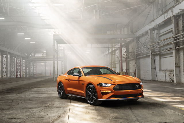 Ford Mustang EcoBoost High Performance. Foto: Ford