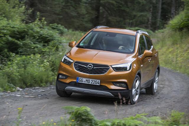Opel Mokka X. Foto: Opel