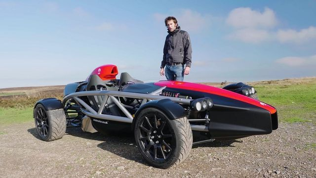 Ariel Atom 4. Kaader: Youtube