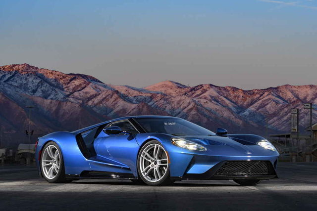 Ford GT. Foto: Ford