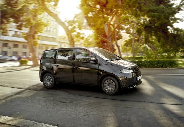 Elektriauto Sion. Foto: Sono Motors