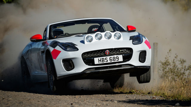 Jaguar F-Type. Foto: Jaguar Land Rover