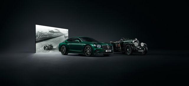 Bentley juubelimudel. Foto: Bentley