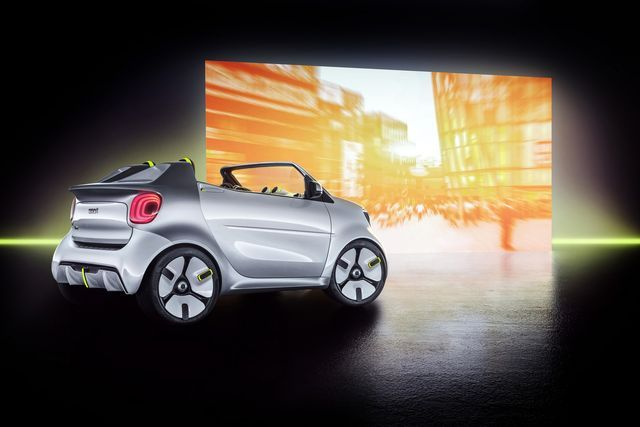 Järgmine Smart sünnib koostöös hiinlastega? Foto: Daimler
