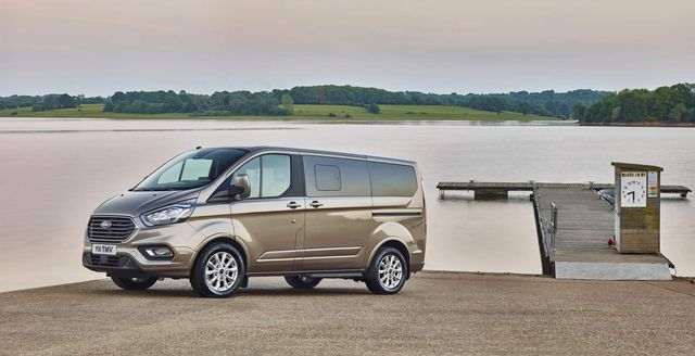 Ford Tourneo Connect. Foto: Ford
