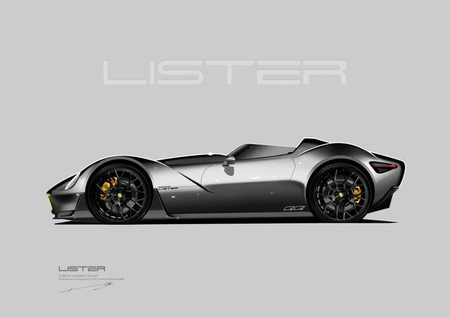Lister Knobbly. Foto: Lister