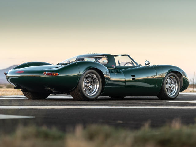 Jaguar XJ13 Replica by Tempero. Foto: RM Sotheby's