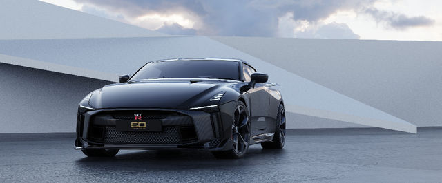 Nissan GT-R50 by Italdesign. Foto: Nissan