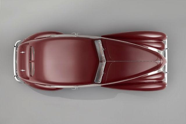 1939 Bentley Corniche. Foto: Bentley