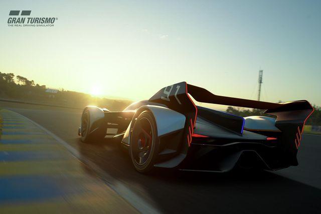 McLaren Vision GT. Foto: McLaren
