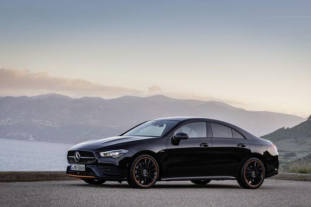 Mercedes-Benz CLA. Foto: Daimler