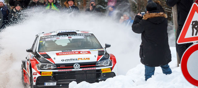 Oliver Solberg. Foto: Pille Russi