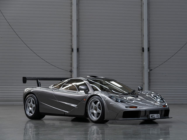 McLaren F1 'LM-Specification'. Foto: RM Sotheby's
