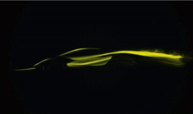 Lotus Type 130. Foto: Lotus