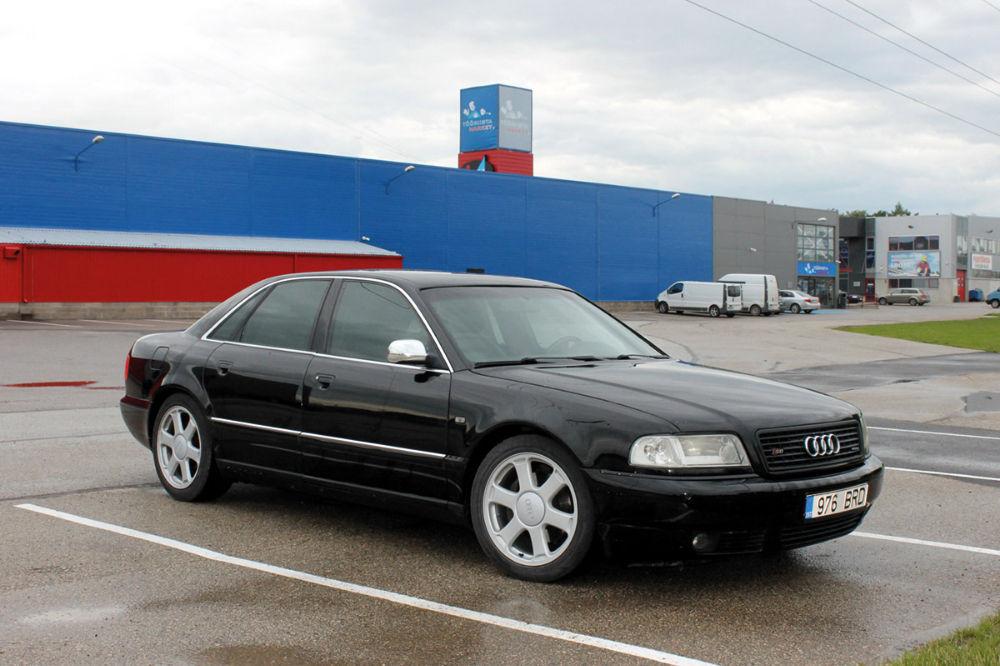 c11a9a7fadc AUTOPÄEVIK: Kuidas mult auto varastati - Ford - Uudised - autoleht.ee