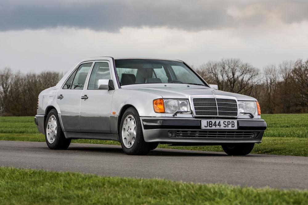 9eed68bd21e Mr Beani Mercedes 500E läks soodsalt kaubaks - Autondus - Uudised ...