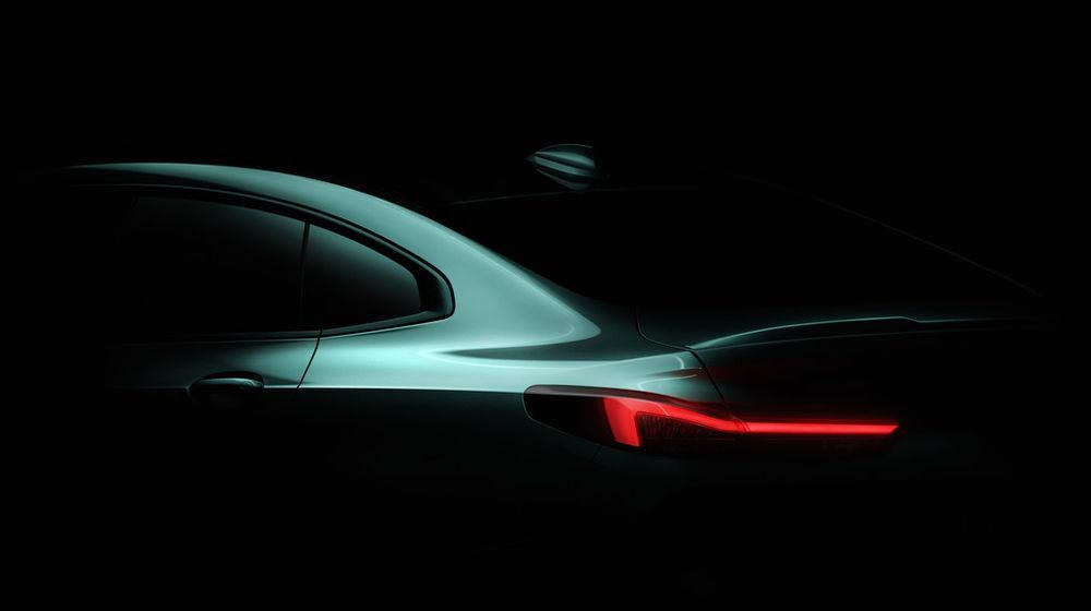 BMW teavitas 2. seeria Gran Coupe saabumisest