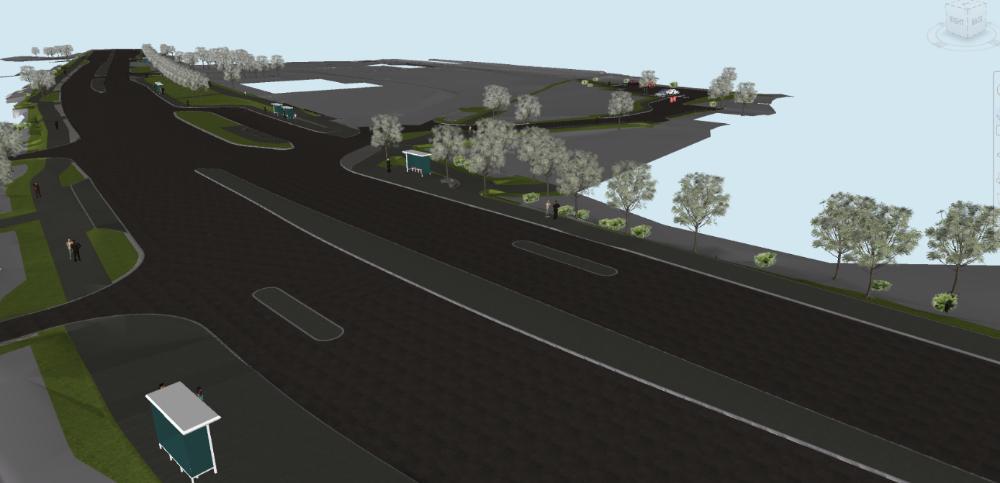 VIDEO. Tallinna piiril Laagris muutub Pärnu maantee liikluskorraldus