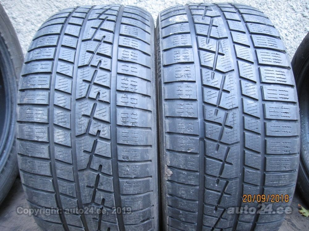 6mm-muster-m+s-lamellid-continental  Photo 1 - Tyres - Auto24 Lv