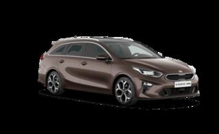Kia Ceed Sportswagon EX Navi+Bi-Led+el.luuk+nupust käi 1.4 T-GDI 103kW